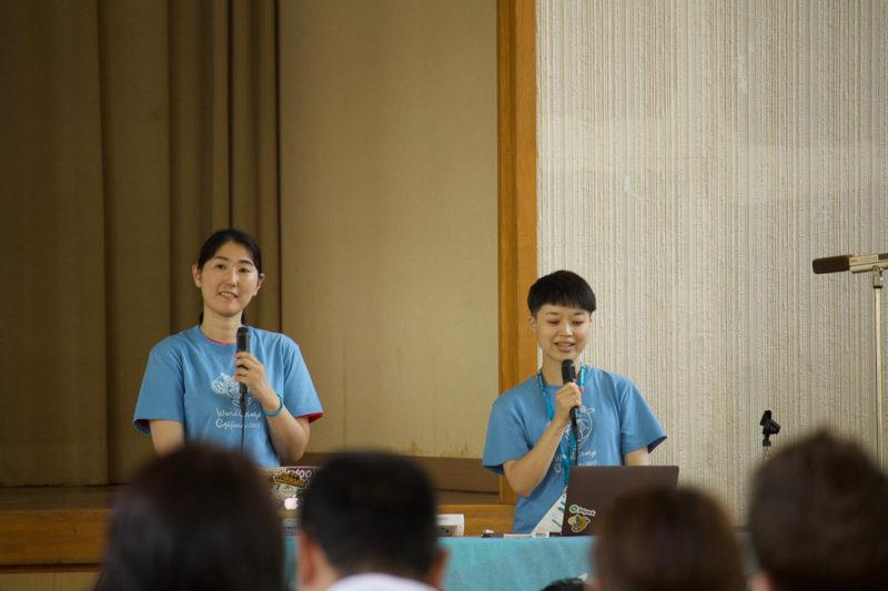 村上さんと大木さんのセッション